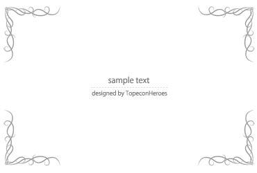 farnichar m d f disain 画像 色々な柄 飾り枠フレームのメッセージカード 無料印刷素材 テンプレート naver まとめ