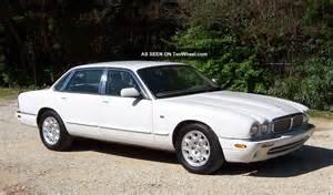 Jaguar Xj8 Coupe 2001 Jaguar Xj8 Sedan Loaded And Inside And Out