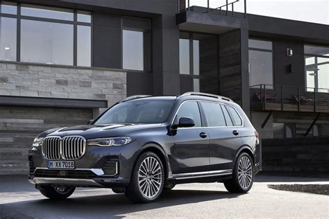 2019 bmw x7 unveiled top speed