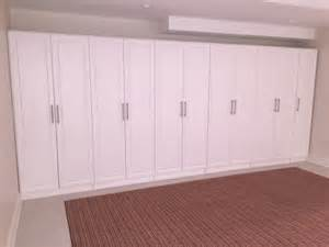 basement closet storage contemporary basement other