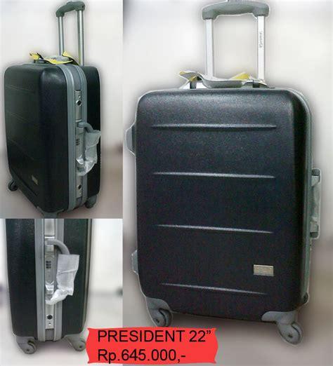 Harga Koper Merk President Ukuran 24 koper president