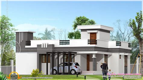 one story ultra modern house plans