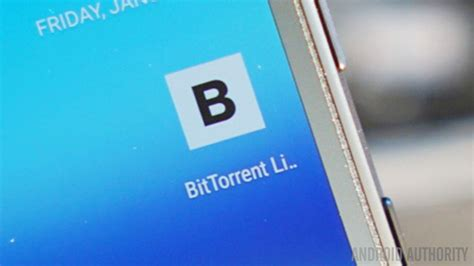 android torrenting bittorrent now has a free live tv app on android android authority