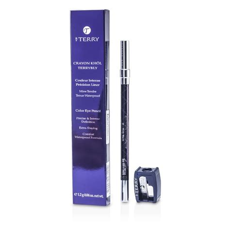 by terry crayon khol terrybly color eye pencil waterproof formula 13 by terry crayon khol terrybly color eye pencil waterproof