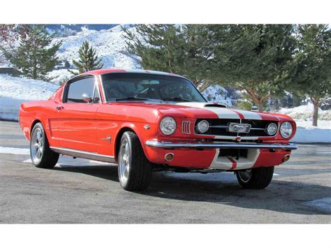65 mustang gt for sale 1965 ford mustang gt for sale classiccars cc 949568