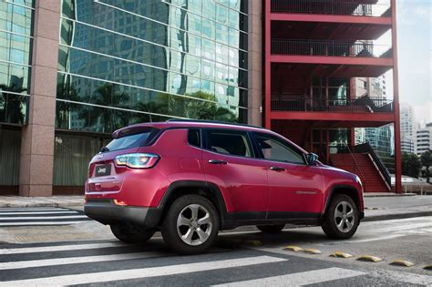 european jeep euro spec 2017 jeep compass detailed priced from 24 900