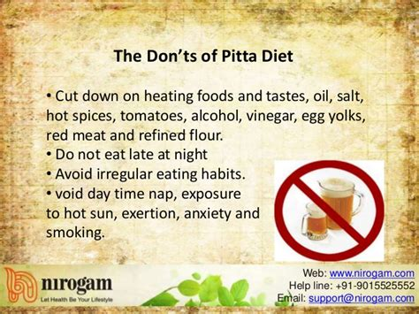 Pitta Detox by Ayurveda Pitta Diets Consultantstoday