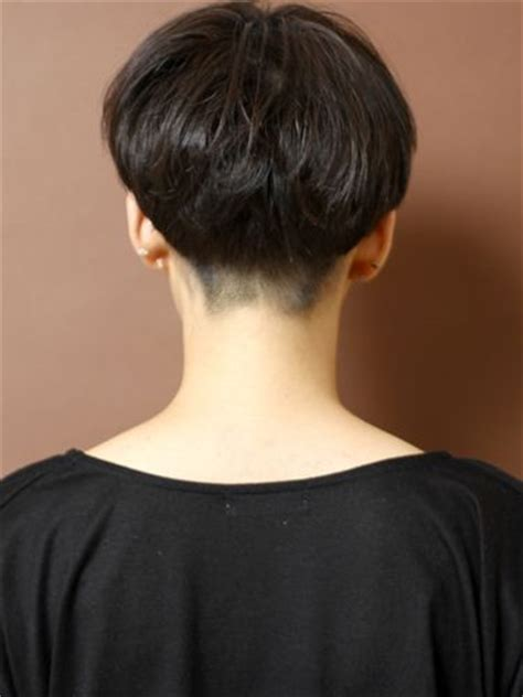 back short hair shots 17 best images about wonderful very short and shaved hair