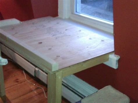 diy pet window seat brighten your s with a window seat