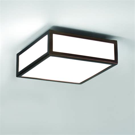 ceiling lighting astro lighting mashiko 200 0993 bronze bathroom ceiling light