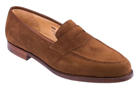 and loafers wilton mens tobacco suede loafer