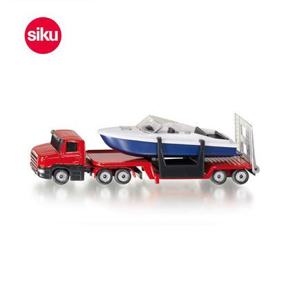 toy boat with trailer the gallery for gt toy trucks with trailers and boat