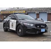 Comparison Ford Taurus SHO Vs Police