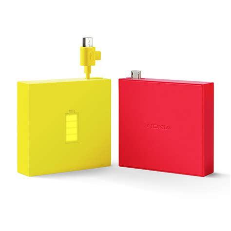 Power Bank Nokia Dc 18 nokia dc 18 external charger is like a live tile for power