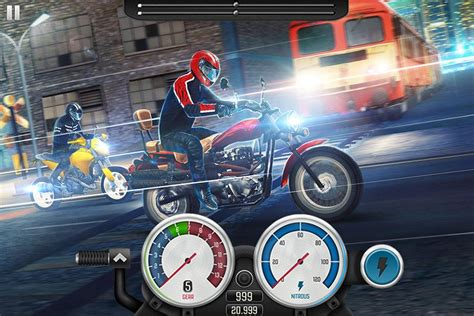 download game drag racing moto mod apk top bike racing moto drag unlimited android apk mods