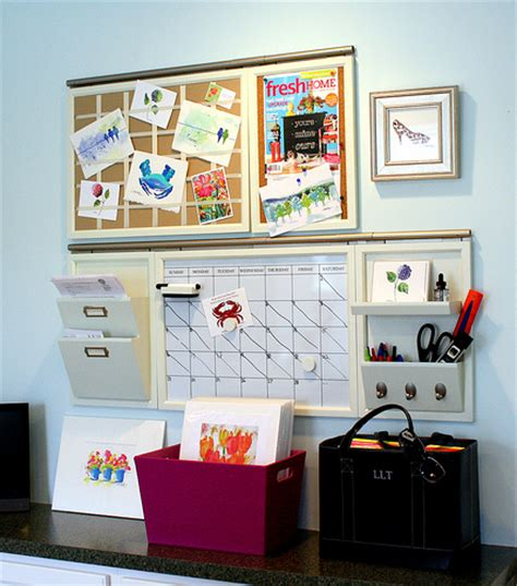 Home Office Organization Ideas by Home Office Organization And Storage Tips Pegboards And