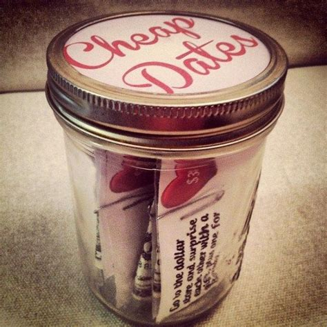 a jar of cheap dates the perfect gift for husband or