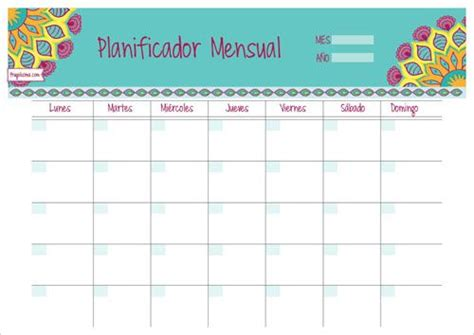 Calendario 2017 Todos Los Meses Calendario 2017 Mes A Mes Almanaques Para Descargar O