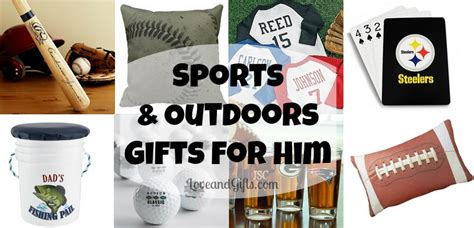 gifts for him sports fan sports and outdoors gift ideas for him