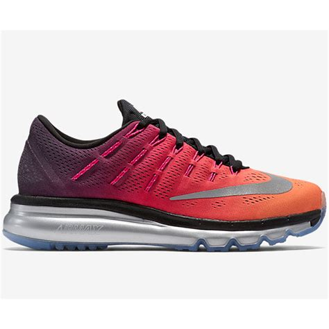 nike sports shoes offers buy nike air max orange sports shoes osn011 at