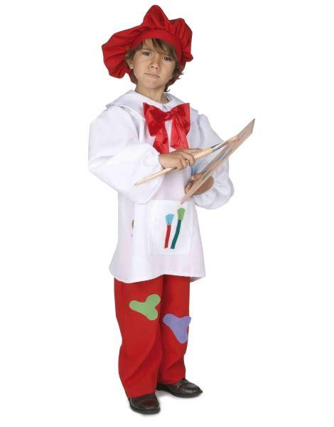 como hacer una vestimenta de grillo disfraz pintor infantil