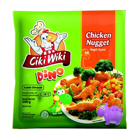 Gold Chicken Nuget 500gr product gold ciki wiki