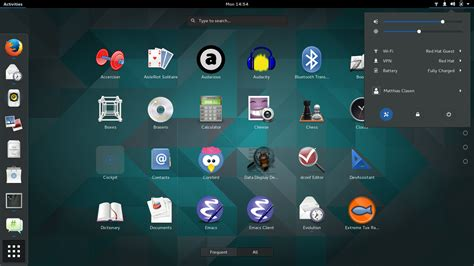 themes gnome fedora gnome 3 16 sightings goings on