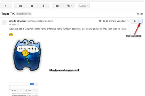 email forwarding adalah cara forward atau meneruskan email tutorial it bagi para