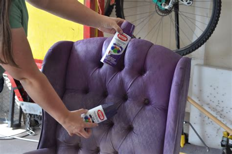 can you spray paint a couch cassandra design delicious purple tufted halloween