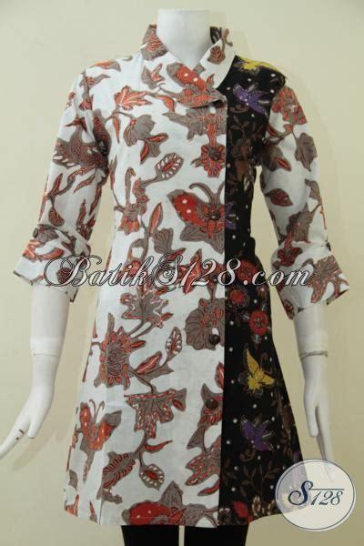 Blouse Batik Atasan Kantor Wanita Merah Maron Asli Pekalongan baju formal wanita about us jual busana batik asli