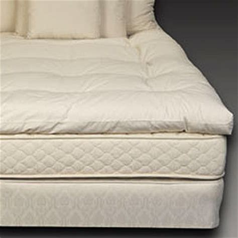 pure wool mattress toppers  pads