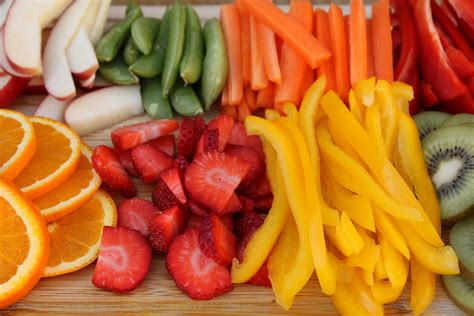 t fruits and vegetables fruit and vegetable tasting plate recipe the healthy