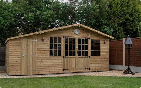 summer house garden summerhouses deal cedar buildings kent uk