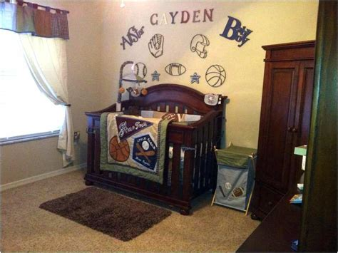 sports themed crib bedding sports nursery bedding colour story design the awesome