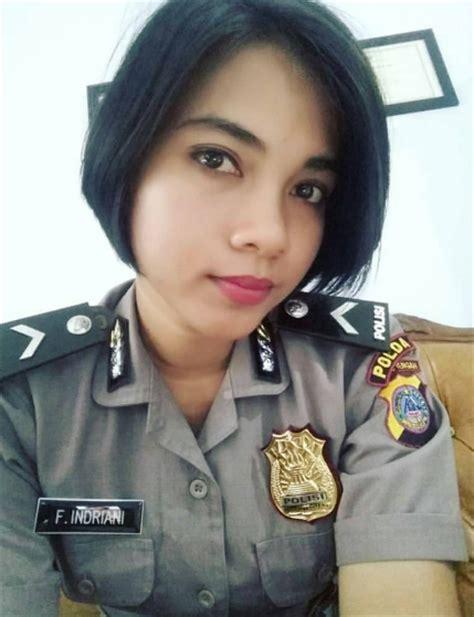foto foto polwan paling cantik di indonesia gambar kata kata