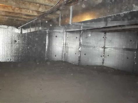 ayers basement systems crawl space repair photo album