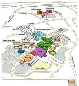 Ut Building Map Environmental Health And Safety Ehs Cus Building