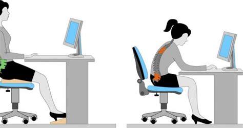 posture au bureau posture au bureau vs les douleurs aux 233 paules