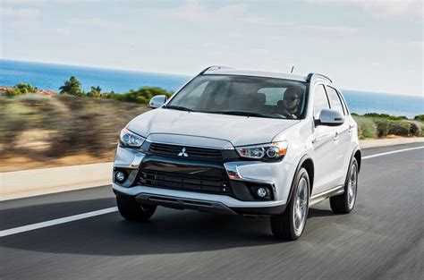 mitsubishi america launches refreshed asx for 2016