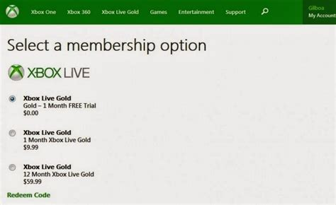 mm xbox live code get a 1 month free xbox live trial version and enjoy gold features