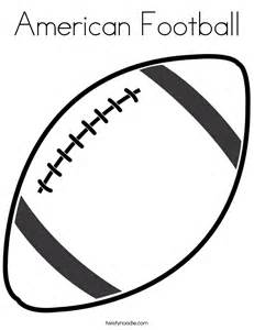 football coloring pages american football coloring page twisty noodle
