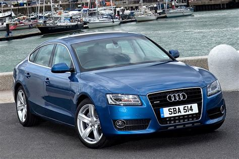 Audi A5 Sportback 2012 Review by Audi A5 Sportback From 2009 Used Prices Parkers