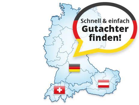 gutachter und sachverst 228 ndige deutsche gutachterauskunft de - Gutachter Finden