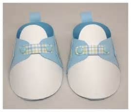 baby shower booties template paper baby bootie pattern search silhouette