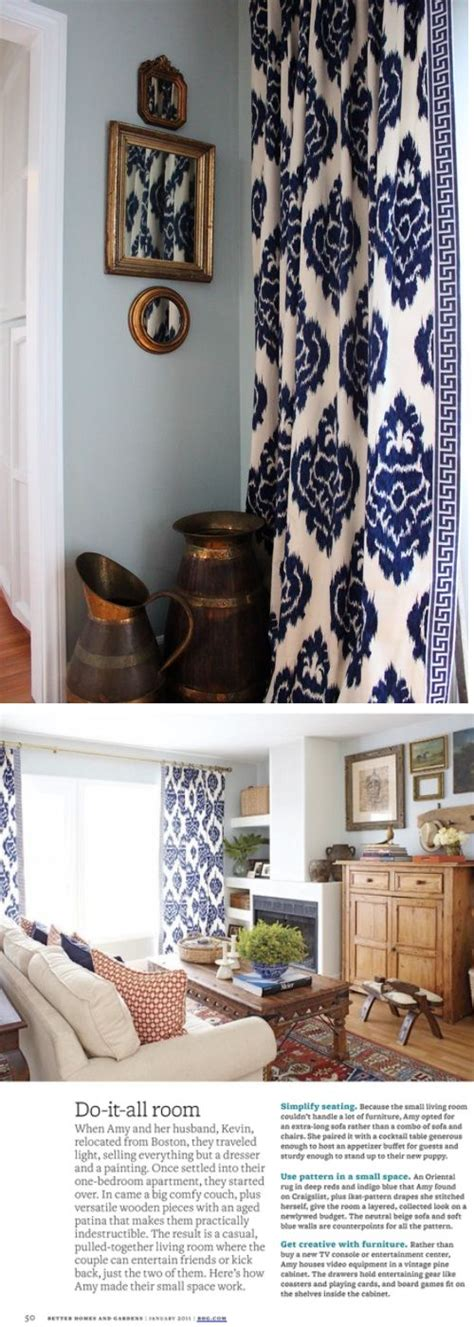 Ideas For Ikat Curtain Design 25 Best Ideas About Navy Blue Curtains On Pinterest Navy Master Bedroom Navy Curtains