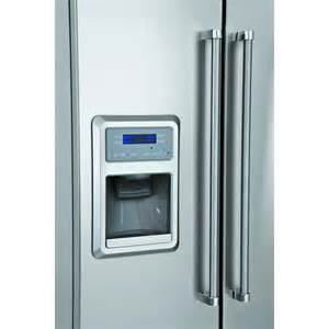 French Door Fridge With Ice And Water Dispenser - viking vcff136d 19 8 cu ft capacity professional series freestanding french door refrigerator