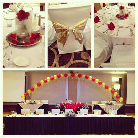 theme line beauty and the beast beauty and the beast themed quincea 241 era party decorations