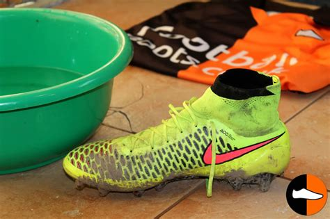 how to clean football shoes how to clean the magista obra boots football boots