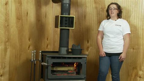 wood stove pipe fan stop losing money up the chimney with the vogelzang