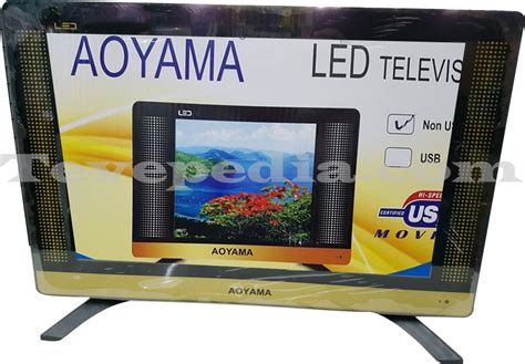 Harga Dvd Merk China tv led murah merk aoyama tevepedia